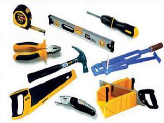 Что такое строительный инструмент?