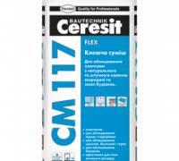 Клей для плитки Ceresit  CM 117 «Flex» 25 кг