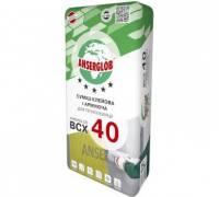 Клей для пенопласта армирующий ANSERGLOB BCX-40 25 кг
