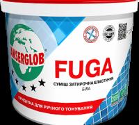 Затирка для плитки ANSERGLOB Fuga белая 1 л