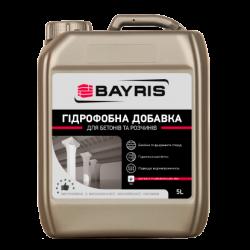 Гидрофобная добавка для бетона Байрис 1 л