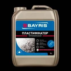 Пластификатор Байрис противоморозный для бетона и раствора  1 л