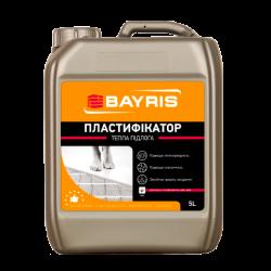 Пластификатор Байрис Теплый Пол для бетона и раствора  1 л