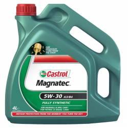 Моторное масло синтетическое CASTROL MAGNATEC 5W-30 A3/B4 4 л