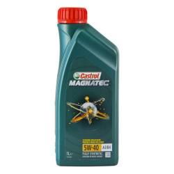 Моторное масло синтетическое CASTROL MAGNATEC 5W-40 A3/B4  1л