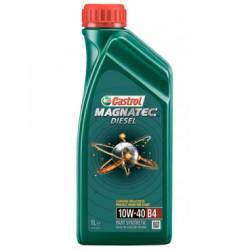 Моторное масло полусинтетическое Castrol Magnatec Diesel 10w-40 B4 1л