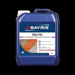 Акриловое гидроизолирующое средство DELFIN Байрис «Bayris» 1 л