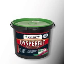Мастика для гидроизоляции битумно-каучуковая DEN BIT-M DYSPERBIT Den Braven  1 кг
