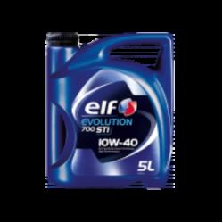 Моторное масло полусинтетическое  ELF  COMPETITION STI 10w40 4л
