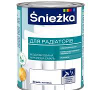 Краска Sniezka для радиаторов акриловая 0.4 л