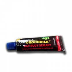 Герметик полиуретановый для авто Крокодил в тюбике Белый 60мл