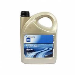 Моторное масло GM 5w30 синтетика 5л