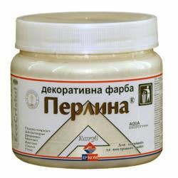 Краска Ирком ИР-191 жемчуг декоративная 0.4 л