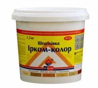 Шпатлевка Ирком ИР-23 дуб 0.35 г