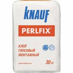 Knauf PERLFIX клей монтажный гипсовый 30 кг
