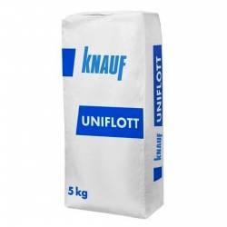 Шпаклевка KNAUF Унифлот гипсовая высокопрочная 5кг