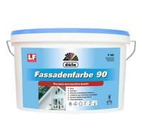 Фасадная акриловая краска Dufa Fassadenfarbe F90  5 л