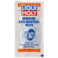 Смазка паста для тормозной системы LIQUI MOLY 7585 Bremsen-Anti-Quietsch-Paste 0,01кг