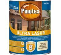 Пропитка для дерева Pinotex ULTRA тиковое дерево 3 л