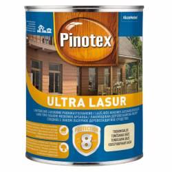 Пропитка для дерева Pinotex ULTRA рябина 1 л