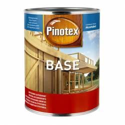Pinotex BASE грунтовка антисептик для дерева 1 л