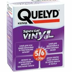 Клей для обоев Quelyd винил 0.3 кг