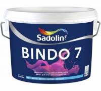 Краска Sadolin BINDO 7 CLR бесцветная 10 л