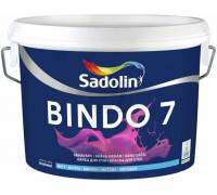 Краска Sadolin BINDO 7 W0 латексная 2.5 л