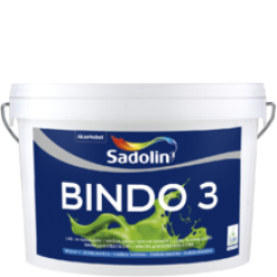 Краска Sadolin BINDO 3 W0  2.5 л