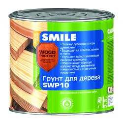Грунт для дерева SMILE  SWP-10 0.75 л