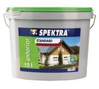 Краска SPEKTRA STANDART фасадная акриловая 10 л