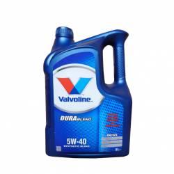 Моторное масло синтетическое Valvoline ALL Climate DIESEL 5w-40  5л