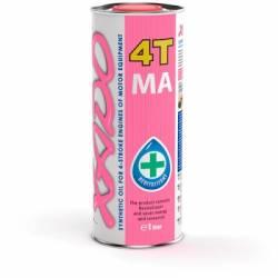Масло ХАДО четырехтактное синтетика 10w-60 Xado 4T MA /1л