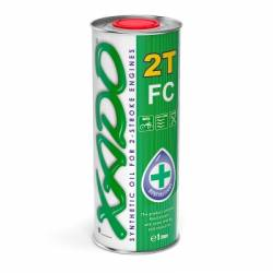 Масло ХАДО двухтактное синтетика  Xado 2Т FC 1л